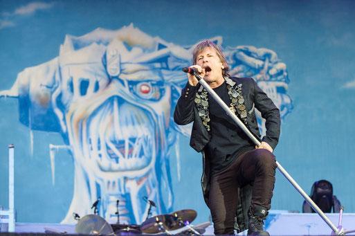IRON MAIDEN rockten das Centro. Fotos (5): Marc Hansen (cmm)