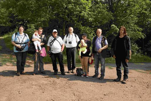 Roland Steinwarz gab am 06. Juni Interessierten erste Einblicke in die Naturfotografie