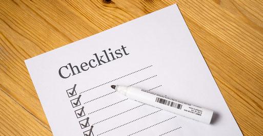 チェックリストのイメージ写真checklist-2077019_1280