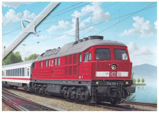 BR 234 mit IC