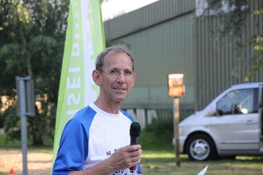 Streckensprecher Dirk Spekker war wieder super in Form!