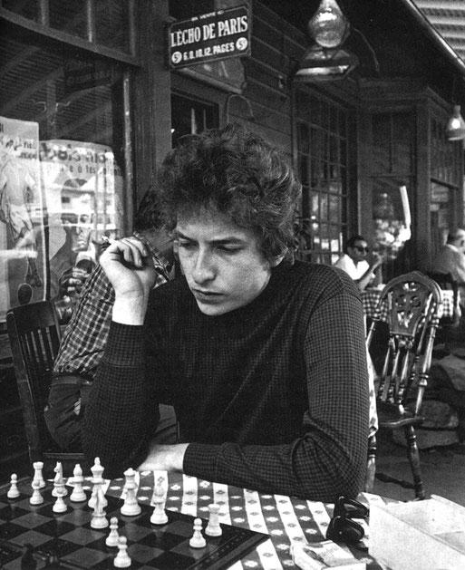 Bob Dylan, Woodstock 1964