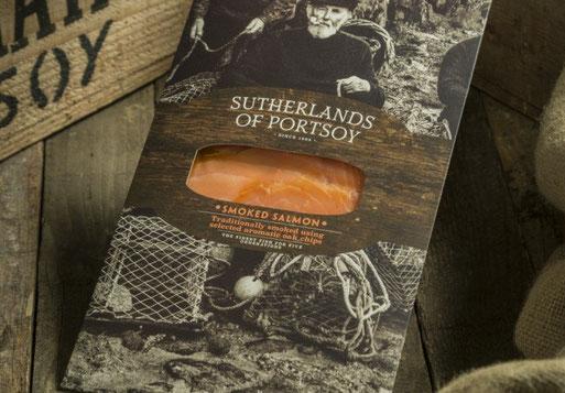 Lachs geräuchert - Salmon Jerky