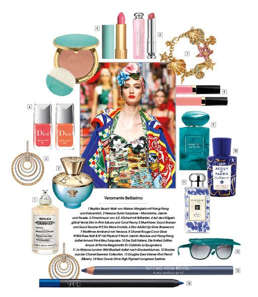 Visual: Dolce und Gabbana