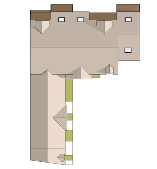 image concept d'architecture,  toute la 3D ocoeurdesplans