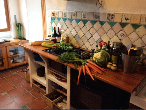 chez andrea - location saisonnière - meyreuil - aix en provence - vacation home - holiday cottage -  aix-en-provence - Ferienwohnungen  - Sainte-Victoire -
