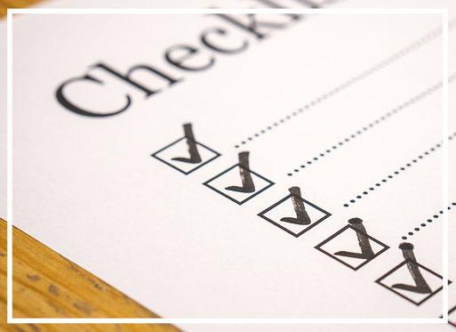 Checkliste Immobilienverkauf