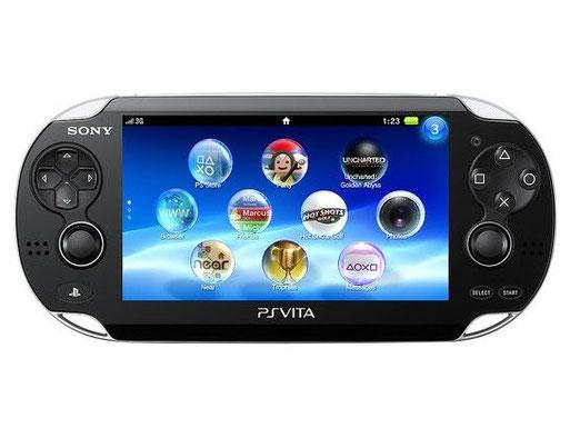 Sony PS Vita, 2011