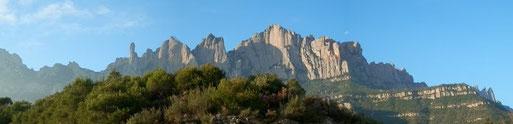 экскурсии на Монтсеррат, гора Монтсеррат, монастырь Монсерат и винные погреба, черная мадонна Монтсеррат