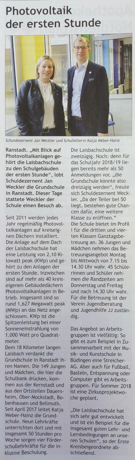 Stadtjournal, 05.02.2018