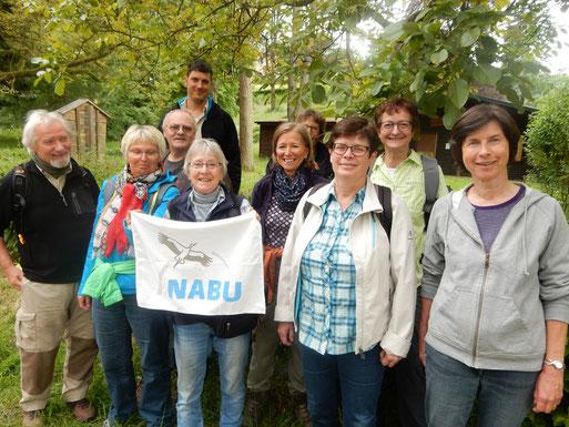 © NABU Region Trier - unsere neuen Naturtrainer