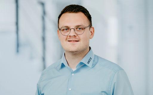 Ueber uns Ansprechpartner Bauer Fabian Kurt Betz GmbH Sondermaschinenbau Heilbronn Leingarten Crimpvollautomat Lohnfertigung