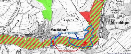 Karte: Landesamt für Geobasisinformationen Rheinland Pfalz; Grafik: Elke Rapp