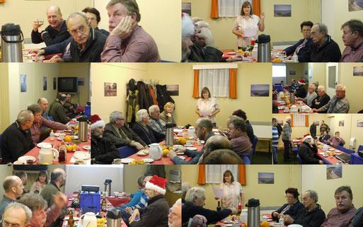 Weihnachtfeier 2012