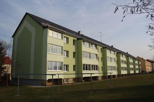 Wohnblock Straße der Jugend 7-17 ( 36 WE )