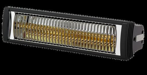 Wärmestrahler für Balkon und Verkaufsstände