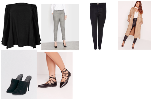 RIVER ISLAND - MISSGUIDED - ASOS - NEW LOOK - LA REDOUTE