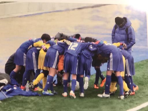 全国日本少年少女サッカー大会 東京都大会決勝