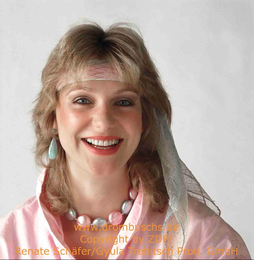 Sabine Kaack spielte in 33 Folgen der Serie Marion Drombusch
