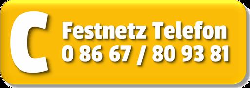 Festnetz-Telefon 0 86 67 / 80 93 81