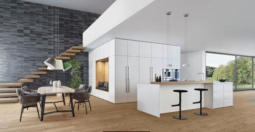 Küchenneuheiten 2018, Fa. Leicht