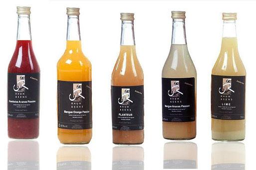 Venez  découvrir les 5 saveurs de  Rhum&Sens pour vous aider à préparer de délicieuses recettes de cocktails afin d'épater vos amis!