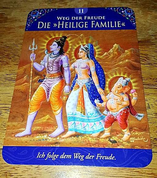 Das Orakel der Indischen Götter (Isabel Ares)
