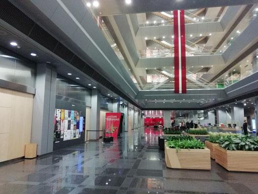 Einkaufszentrum in Riga