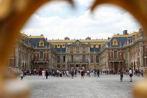 Schloss Versailles, Paris, Frankreichurlaub