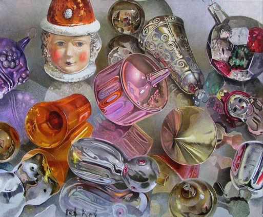 Старые игрушки, Петр Козлов