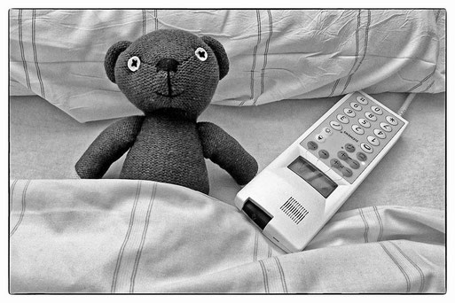 """Teddy"" im Krankenhaus"