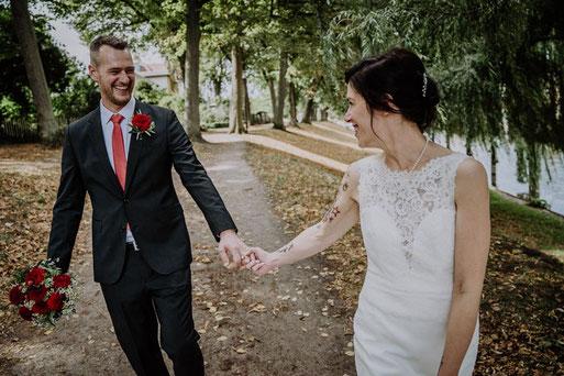 Hochzeitsfotograf in Plau am See