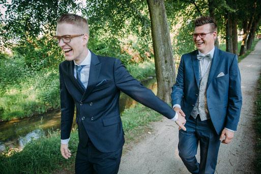 Hochzeit in der Alten Mälzerei in Pritzwalk mit Fotobox