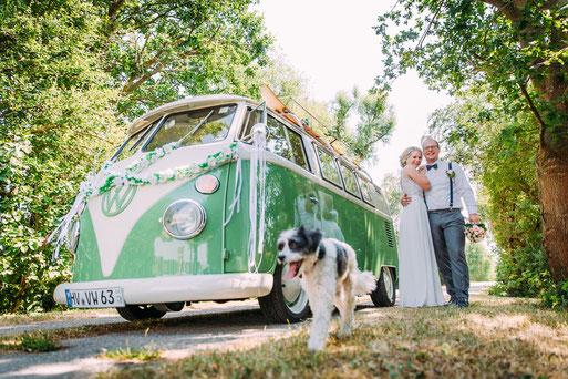 Hochzeit in Havelberg mit Fotografen
