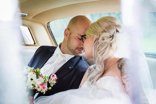 Trauung in der Kirche Cumlosen & Hochzeitsfeier in Ferbitz mit Hochzeitsfotografen