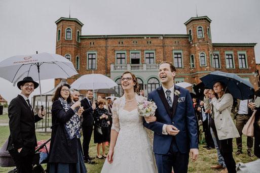 Hochzeitsfotograf in der Alten Ölmühle Wittenberge