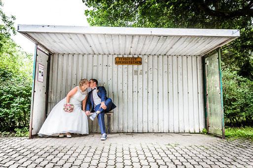 Trauung im Standesamt Perleberg & Hochzeitsfeier in Ferbitz mit Hochzeitsfotografen
