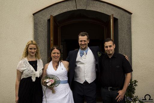 Claudia & Stefan / Jasmin & Alex - Hochzeitssänger / www.durchschnittstyp.com