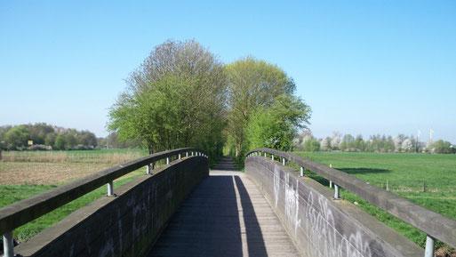 Niersbrücke bei Mülhausen