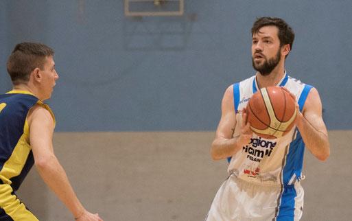 Marco Vernassa, top scorer con 15 punti - Roberta Cravero ph.