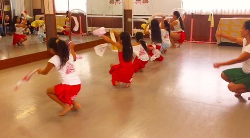 船橋 タヒチアンダンス 小学生 習い事 しっかり習えます