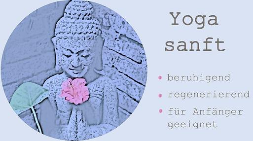 Yoga für Anfänger Heidelberg Sonderstunde Yoga sanft & entspannt ruhige bewusste Yogastunde für Anfänger geeignet Yin Energie anregend