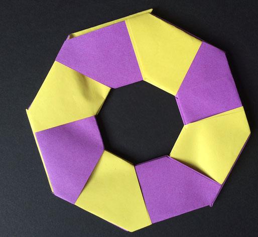 origami octagon