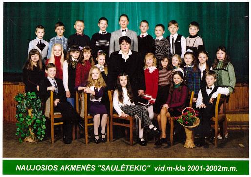 III - oji laida * 1998 - 2002