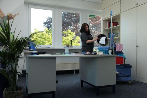Büroreinigung - Bernd Schmittendorf GmbH