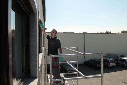Bauschlussreinigung - Bernd Schmittendorf GmbH