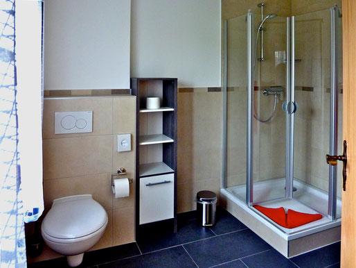 Duschbad Wohnung 2,3,5,6