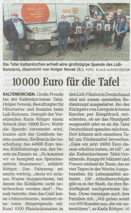 Segeberger Zeitung 17.11.2020