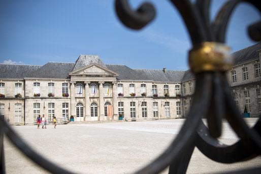 Le château de Commercy