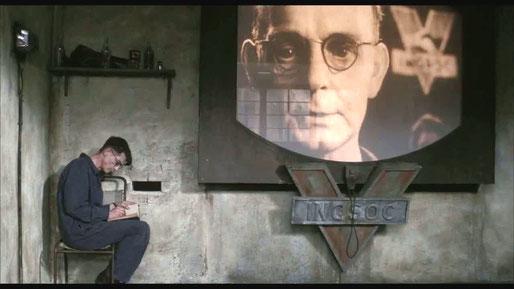 El Gran Hermano te vigila, 1984